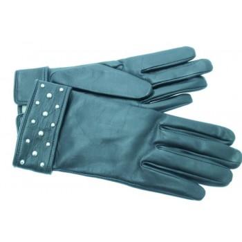 gant femme agn doub soie