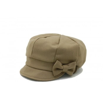 CASQUETTE FEMME RONDE 8 SECTIONS