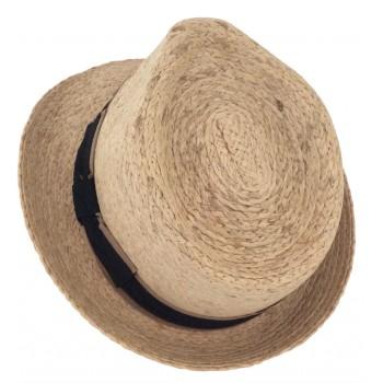 falbalas saint junien - Chapeau homme en paille raffia naturel 24,50 € Chapeaux homme