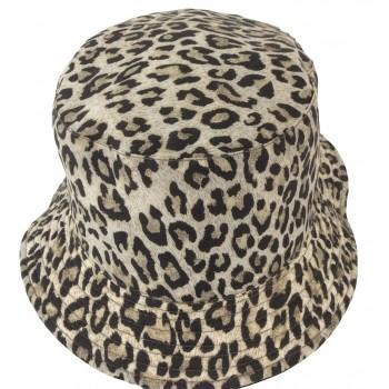 falbalas saint junien - Chapeau de pluie femme polyester coton panthère 49,80 € Chapeaux femme