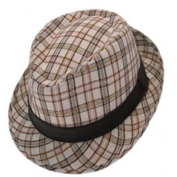 Chapeau homme en coton