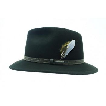 falbalas saint junien - chapeau feutre homme 129,50 € Chapeaux homme