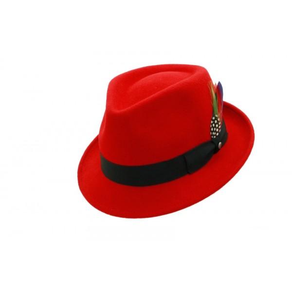 Chapeau mixte STETSON petits bords - RICHMOND - 79,80 € - Falbalas st junien