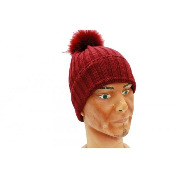Bonnet laine - 2460 - 49,50 € - Falbalas st junien