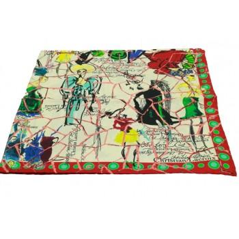 falbalas saint junien - carré femme 70x70 105,00 € Carres femme