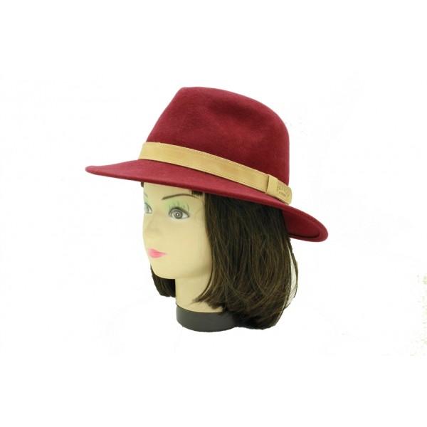 Chapeau Femme Grands Bords - FEDORA - 74,60 € - Falbalas st junien