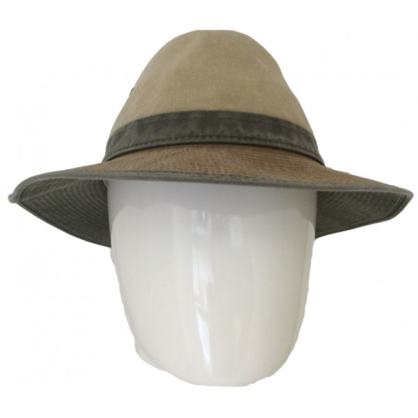 CHAPEAU HOMME INDIANA JONES - SAFARI BEIGE - 69,80 € - Falbalas st junien