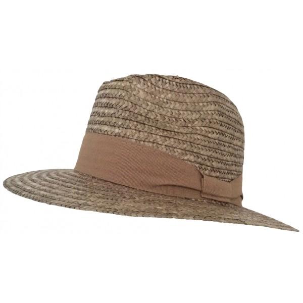 Chapeau femme en paille idéale pour l'été - 20815 - 29,60 € - Falbalas st junien