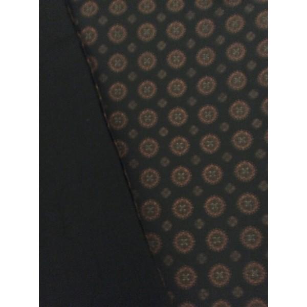 ECHARPE HOMME RÉVERSIBLE EN LAINE / SOIE - ECHARPEC0085 - 89,80 € - Falbalas st junien