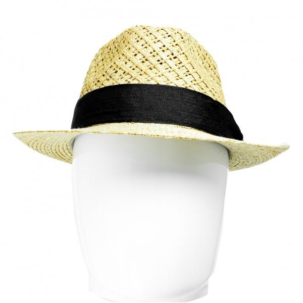 Stetson Yutan chapeau homme en paille naturel - YUTAN 2138501 - 98,80 € - Falbalas st junien