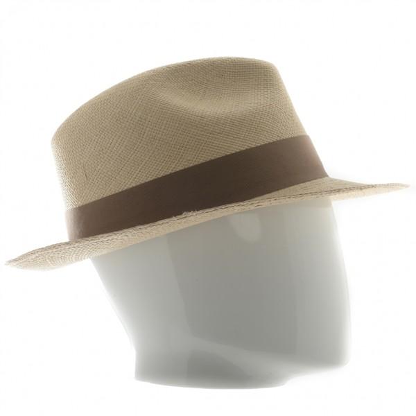 Chapeaux homme un authentique Panama BRISAS - BRISAS - 119,80 € - Falbalas st junien