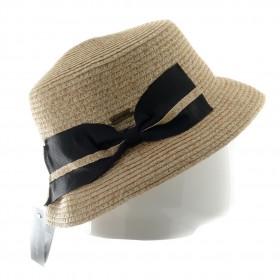 Chapeau femme de soleil en papier Made in France - E18032 - 29,80 € - Falbalas st junien