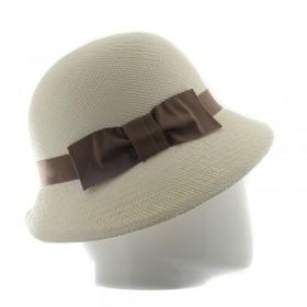 Panama chapeau femme avec galon - 494 - 74,80 € - Falbalas st junien