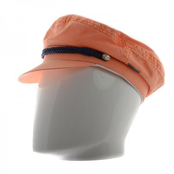 Stetson Riders Cap casquette ronde femme en coton - RIDERSCAP6291105 - 69,90 € - Falbalas st junien