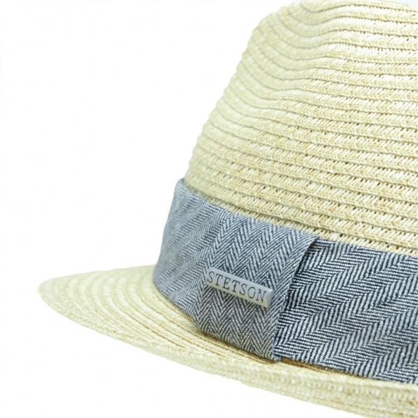 Stetson Reidton chapeau homme en viscose naturel - REIDTON 1238534 - 79,80 € - Falbalas st junien