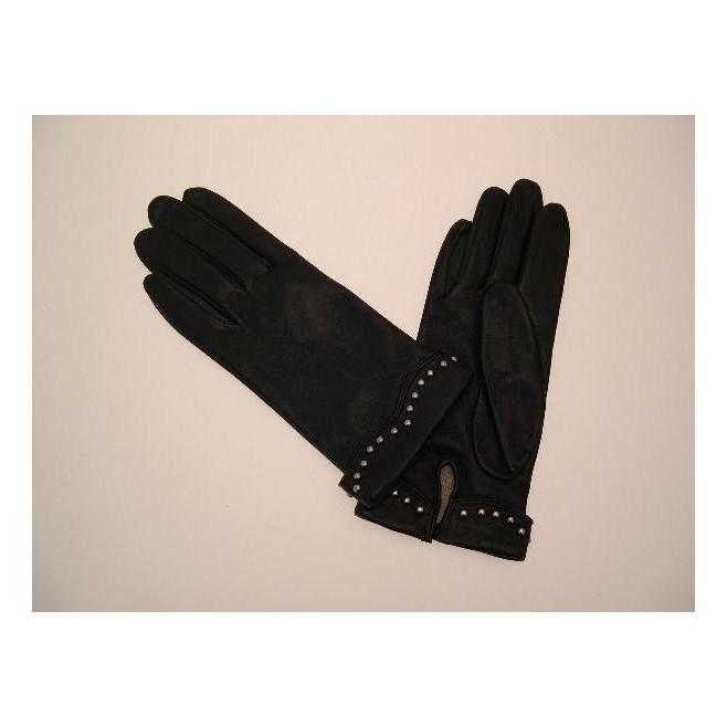 gant femme doublé soie