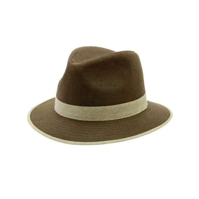 CHAPEAU HOMME STYLE INDIANA JONES
