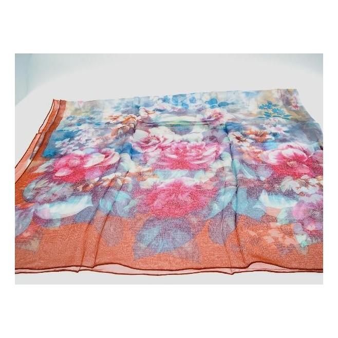 falbalas saint junien - foulard femlme 100%soie 69,70 € Carres femme