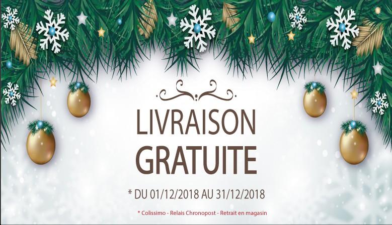 Livraison Gratuite 2018